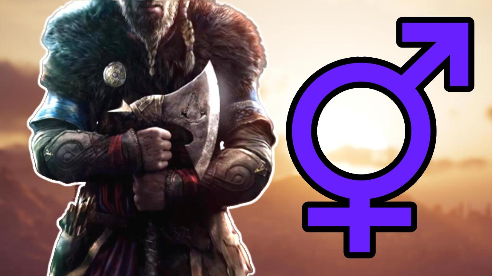assassins creed valhalla eivor female wallpaper