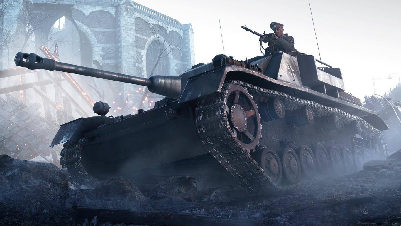 Battlefield 5 - Großes Update ist da: Neuer Panzer und Patch Notes