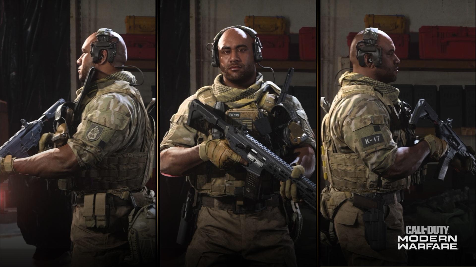 Call of Duty: Modern Warfare - Alle Operator im Spiel