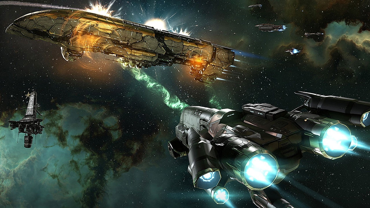Eve-Online-Spieler zerstören seltenes Schiff für einen guten Zweck