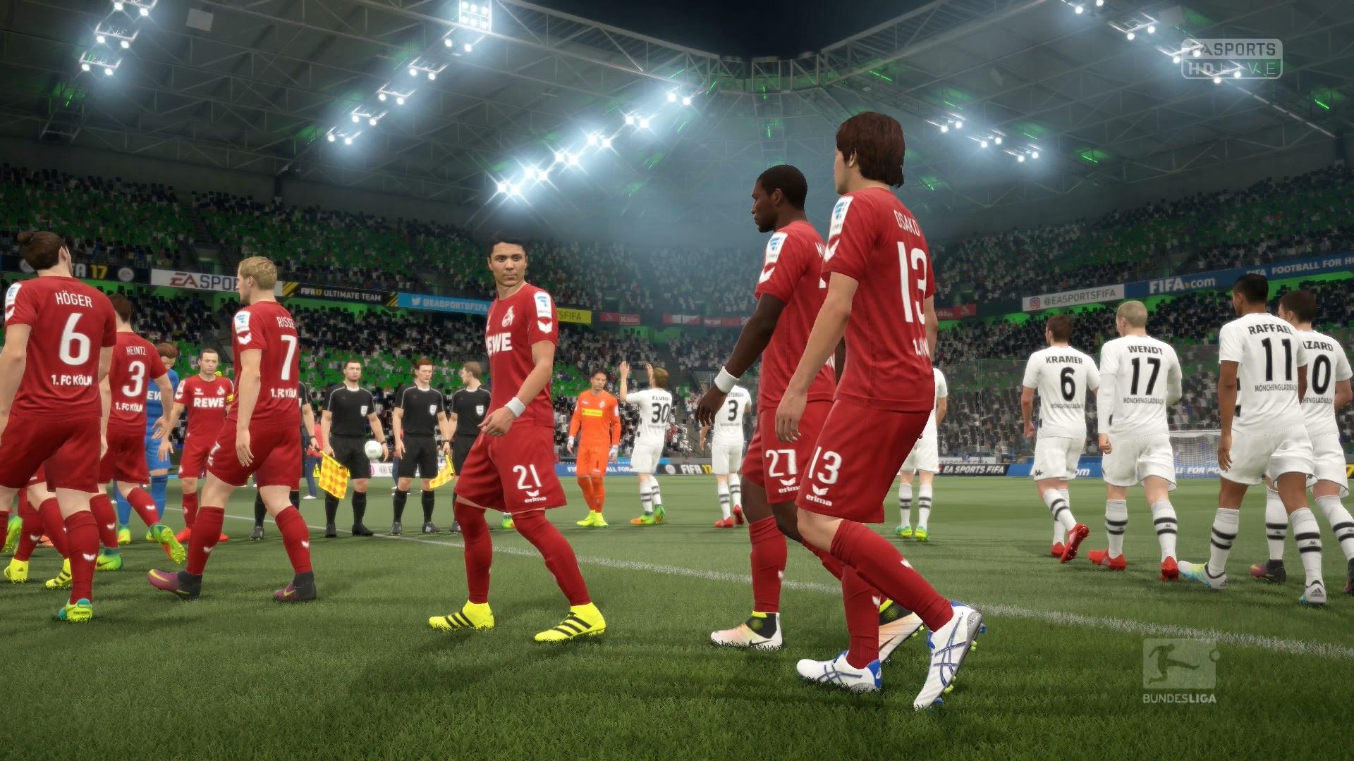 Fifa 17 Schnellste Mannschaft