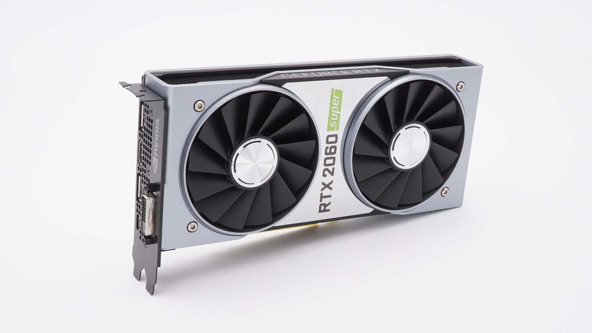 Geforce RTX 2060 Super im Test - Duell mit AMD Vega und RTX 2070