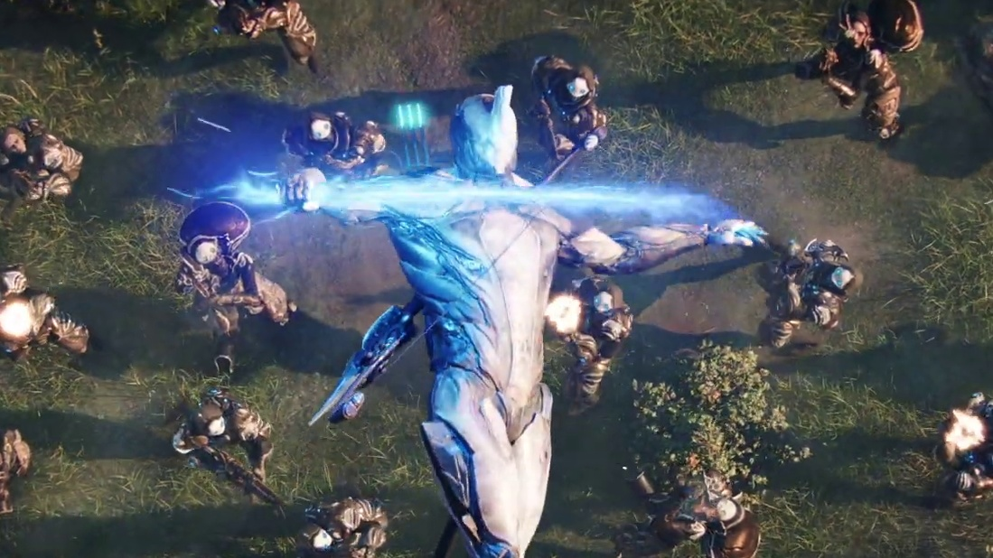 Hollywood mature Tennocon trailer from Warframe shows the