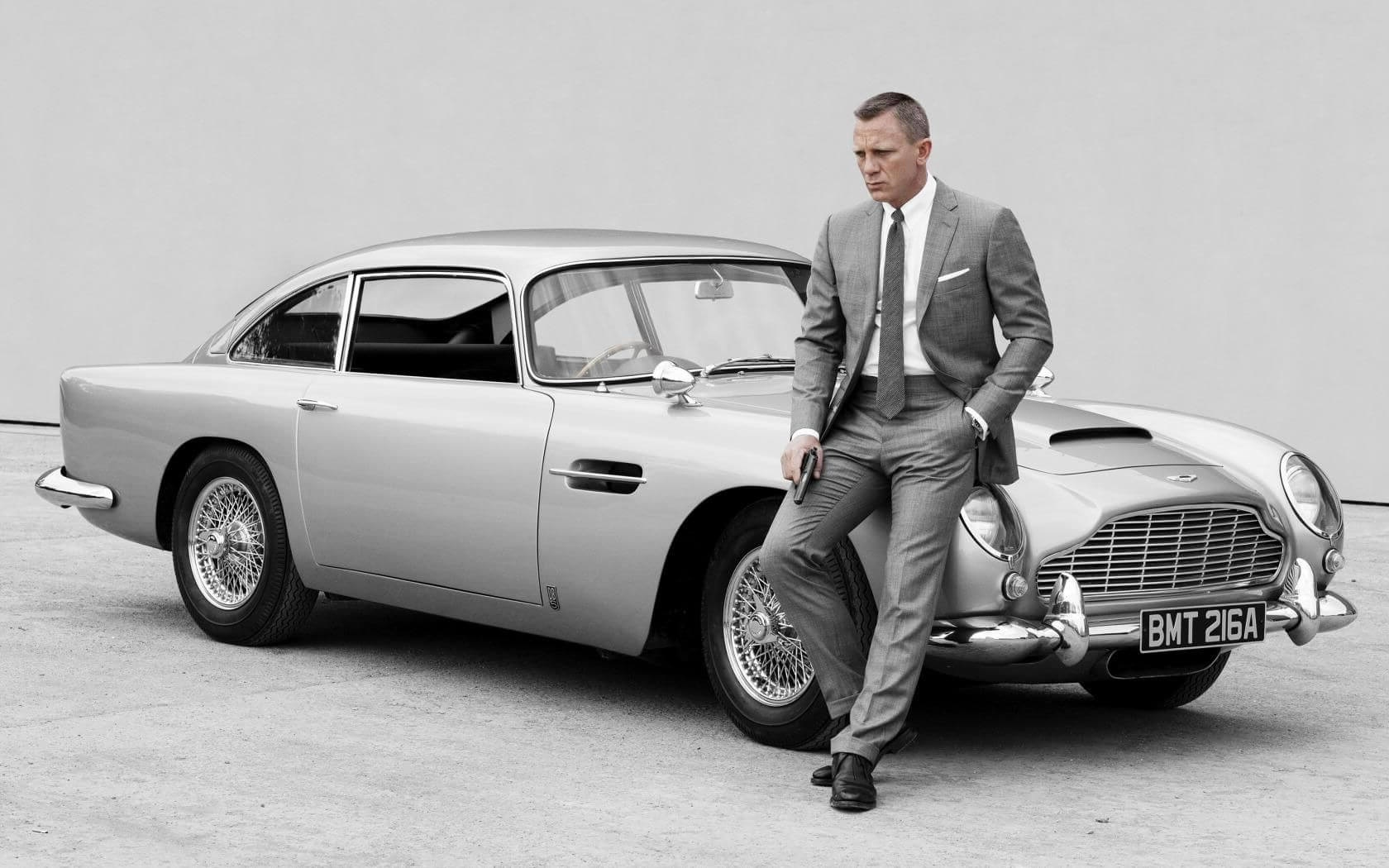 Forza Horizon 4 Fahren Wie 007 Dlc Mit James Bond Autos