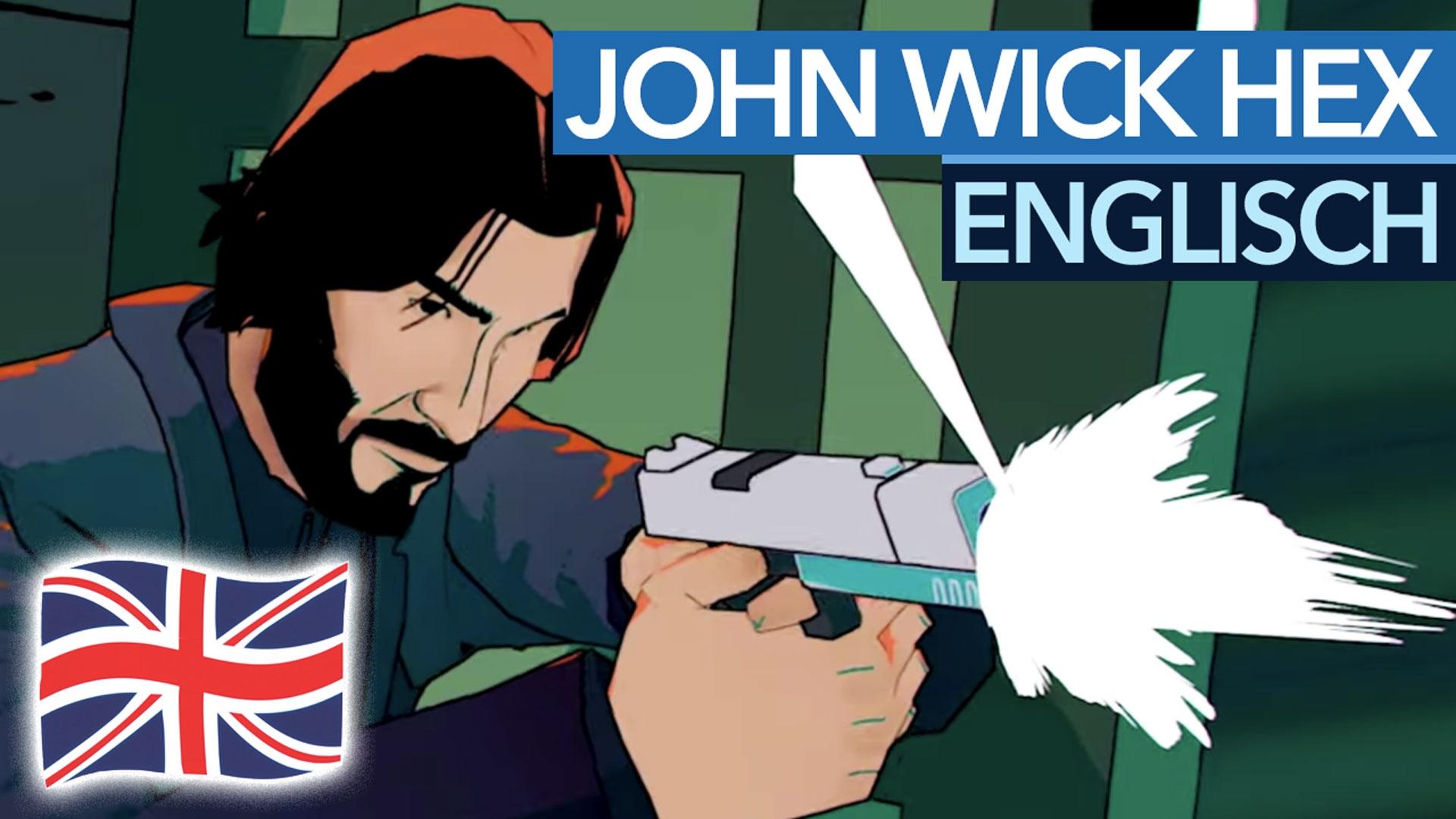 John Wick Hex - Original-Interview mit Mike Bithell