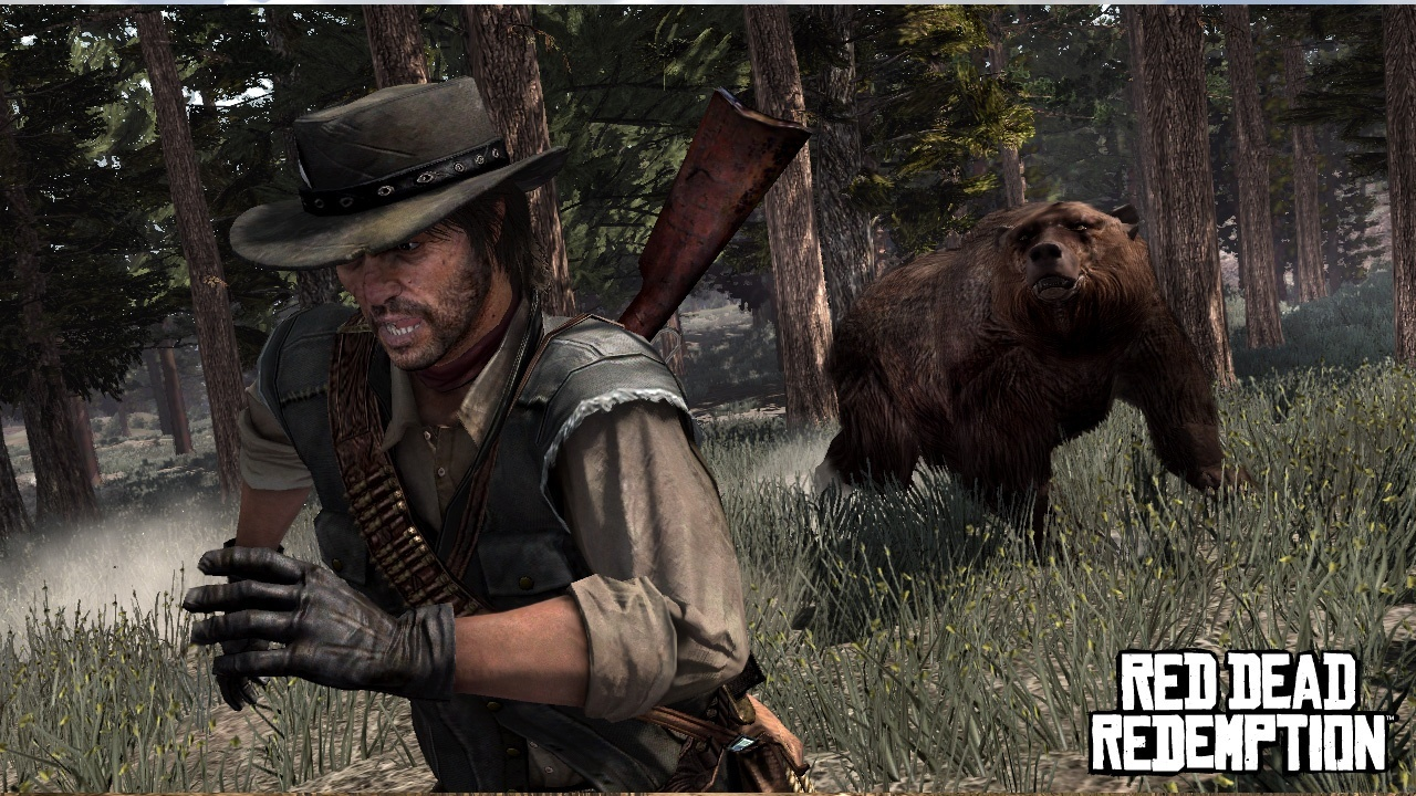 Red Dead Redemption 2 Tiere
