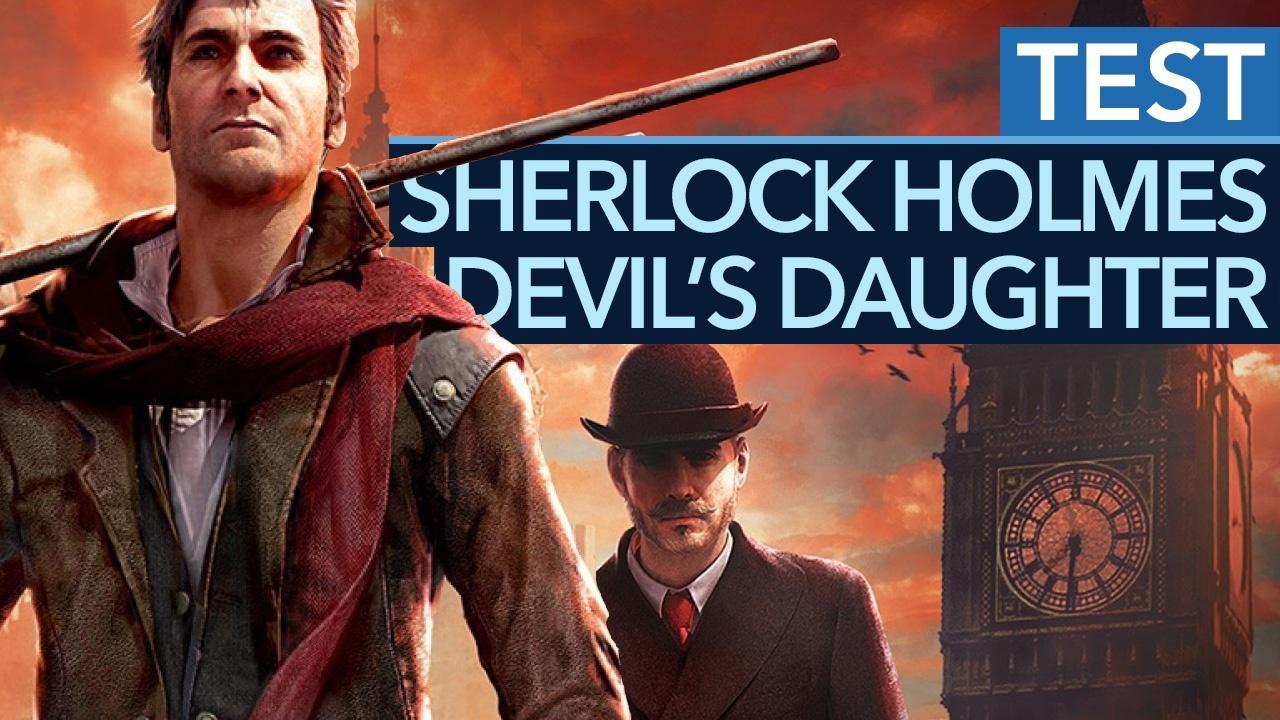 Sherlock Holmes: The Devils Daughter im Test - Mit