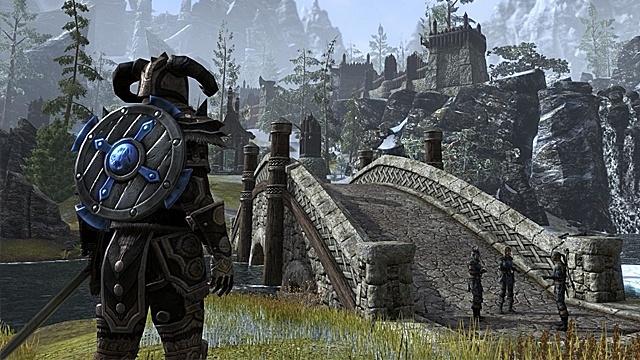 The Elder Scrolls Online - Die QuakeCon-Demo: Skyrim lässt grüßen