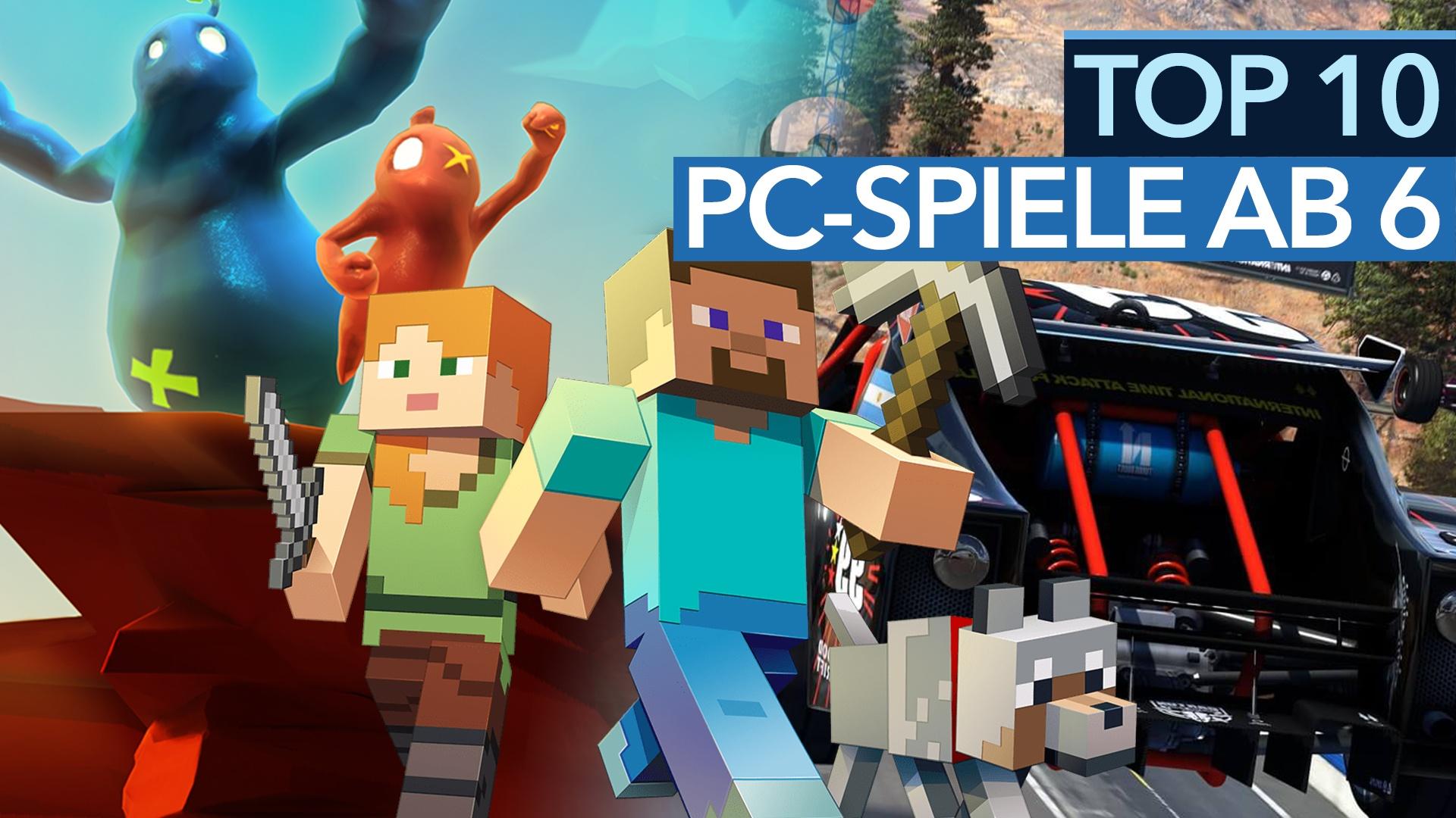 PCSpiele Ab Jahren - Minecraft ps3 auf pc spielen