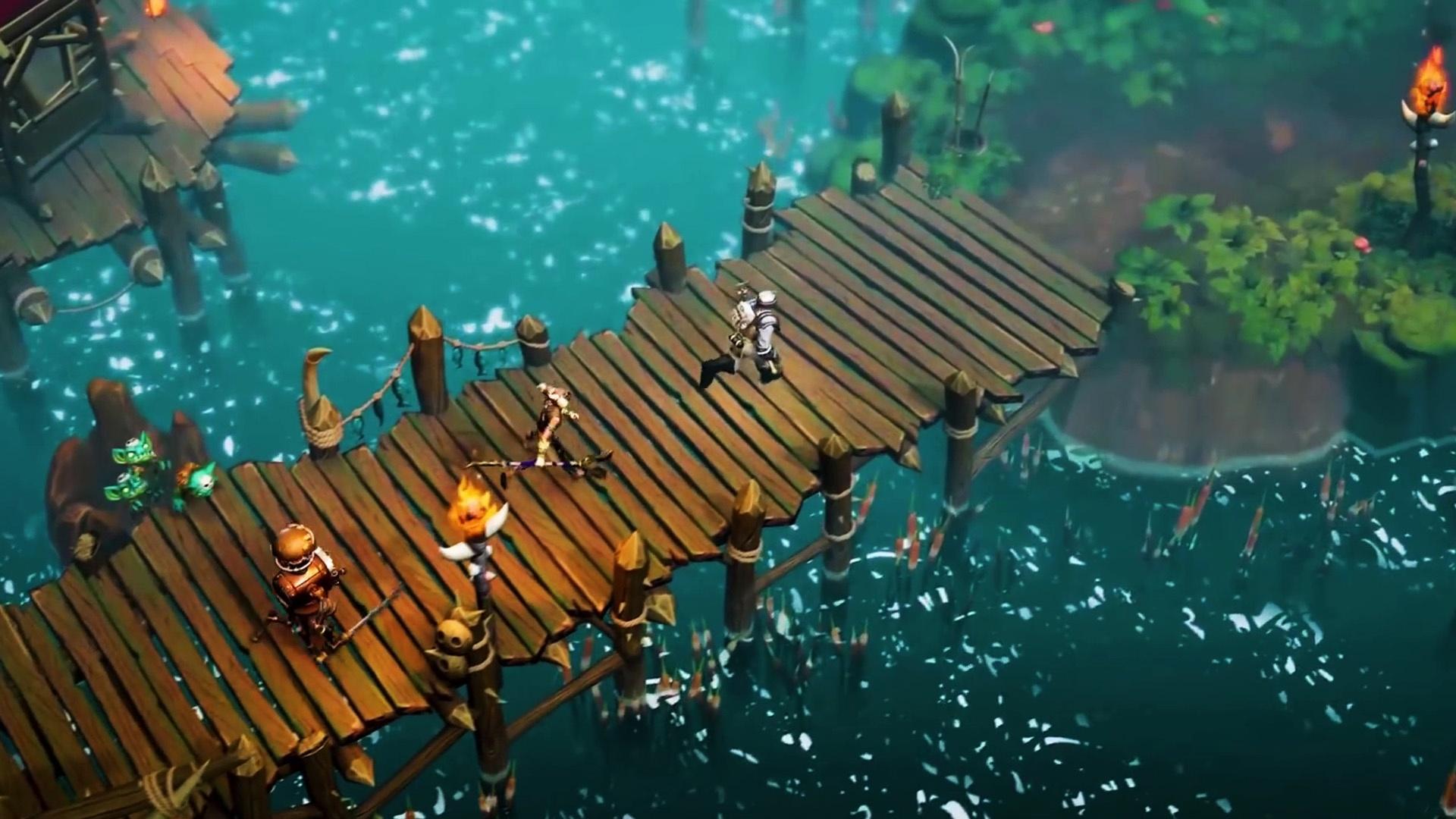 Torchlight Frontiers - Erstes Gameplay von der GC: Torchlight bleibt  Torchlight!