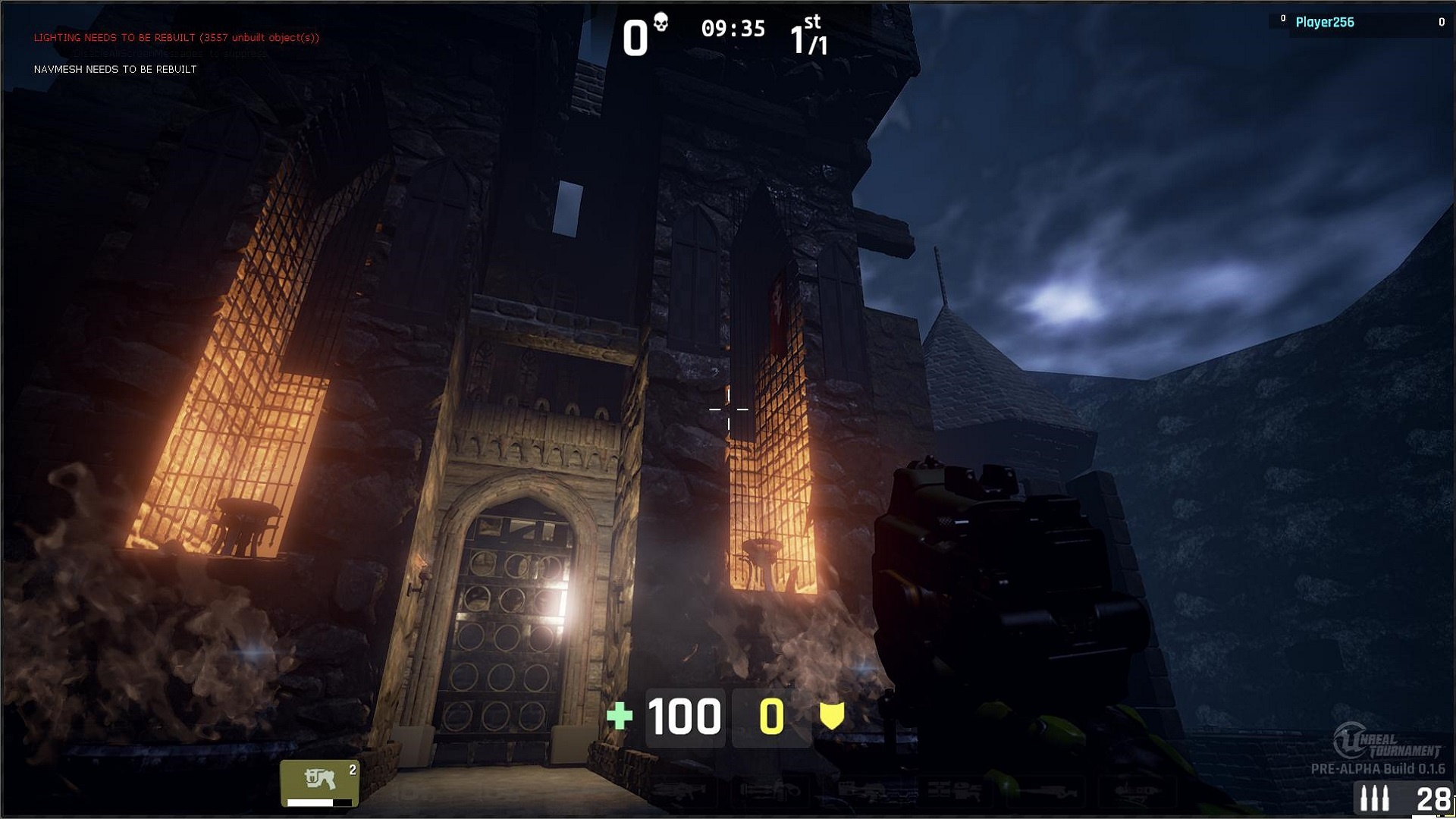 Unreal - Modder baut den Shooter von 1998 in Unreal Engine 4 nach