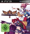 Cover zu Arcana Heart 3 - PlayStation 3