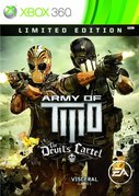 Cover zu Army of Two: The Devil's Cartel - Xbox 360