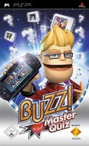 Cover zu Buzz! Master Quiz - PSP