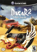 Cover zu Dakar 2 - GameCube