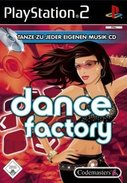 Cover zu Dance Factory - PlayStation 2
