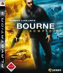 Cover zu Das Bourne Komplott - PlayStation 3