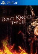Cover zu Don't Knock Twice - PlayStation 4