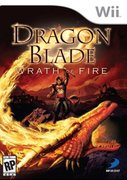 Cover zu Dragon Blade: Wrath of Fire - Wii