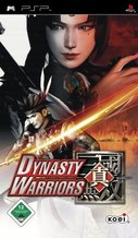 Cover zu Dynasty Warriors - PSP