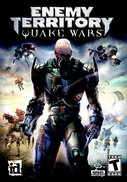 Cover zu Enemy Territory: Quake Wars - PlayStation 3