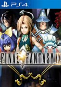 Cover zu Final Fantasy 9 - PlayStation 4