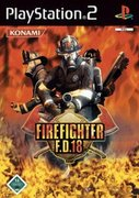 Cover zu Firefighter F.D. 18 - PlayStation 2