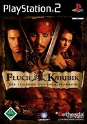 Cover zu Fluch der Karibik: Die Legende des Jack Sparrow - PlayStation 2