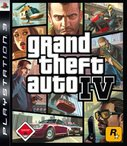 Cover zu Grand Theft Auto 4 - PlayStation 3