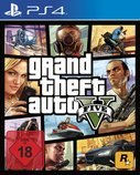 Cover zu GTA 5 - Grand Theft Auto 5 - PlayStation 4