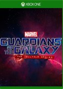 Cover zu Guardians of the Galaxy: The Telltale Series - Xbox One