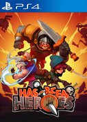 Cover zu Has-Been Heroes - PlayStation 4