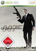 Cover zu James Bond 007: Ein Quantum Trost - Xbox 360