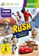Cover zu Kinect Rush: A Disney Pixar Adventure - Xbox 360