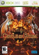 Cover zu Kingdom Under Fire: Circle of Doom - Xbox 360