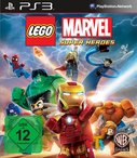 Cover zu LEGO Marvel Super Heroes - PlayStation 3
