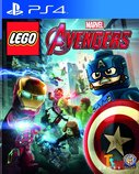 Cover zu LEGO Marvel's Avengers - PS Vita