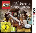 Cover zu Lego Pirates of the Caribbean: Das Videospiel - Nintendo 3DS
