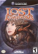 Cover zu Lost Kingdoms - GameCube