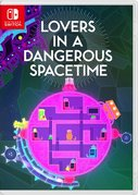 Cover zu Lovers in a Dangerous Spacetime - Nintendo Switch