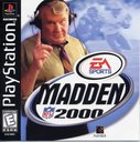 Cover zu Madden NFL 2000 - PlayStation