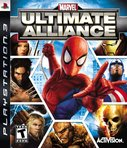 Cover zu Marvel: Ultimate Alliance - PlayStation 3