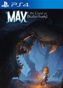 Cover zu Max: The Curse of Brotherhood - PlayStation 4