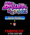 Cover zu Mr. Driller Deluxe - Handy