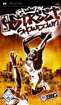 Cover zu NBA Street Showdown - PSP