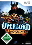 Cover zu Overlord: Dark Legend - Wii