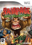 Cover zu Rampage: Total Destruction - Wii