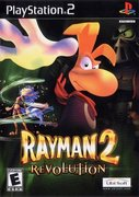 Cover zu Rayman 2: The Great Escape - PlayStation 2