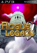 Cover zu Rogue Legacy - PlayStation 3