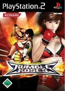 Cover zu Rumble Roses - PlayStation 2
